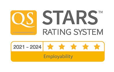QS Stars Rating system LOGO