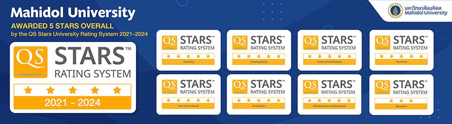 Artwork Uni overall 5 star QS