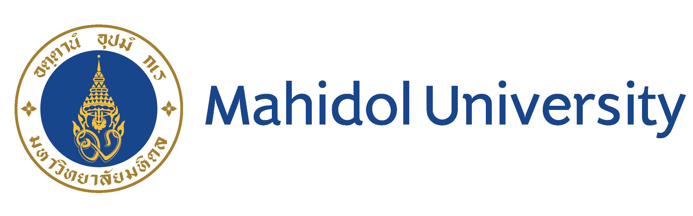 Logo Corporate Identity – Mahidol University